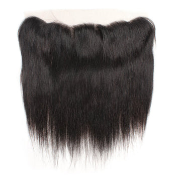 Brazilian Virgin Straight Hair Ear To Ear Lace Frontal Closure Hair 1pc/lot - Urfirst Hair
