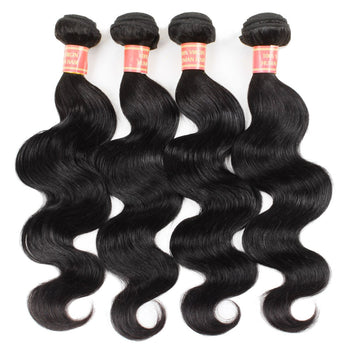 Best Brazilian Body Wave Virgin Human Hair 4 Bundle Deals for Sale - Urfirst Hair