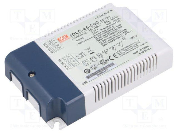 IDLC-45-500 - MEANWELL POWER SUPPLY