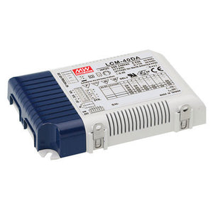LCM-40DA 700ma 2-5/7V(factory setting) - meanwell-il