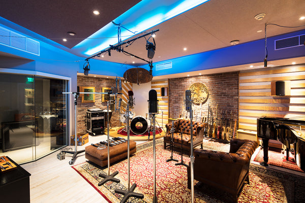 BANGYBANG RECORDS STUDIO LIVE ROOM