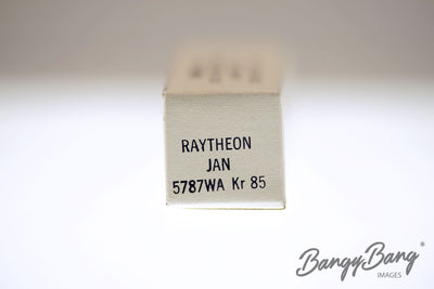 Factory Sealed 200 pc Box Raytheon JAN 5787WA / 5787 Subminiature Tube - BangyBang Tubes