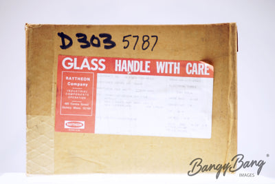 Factory Sealed 200 pc Box Raytheon JAN 5787WA / 5787/ CV5113 / CK5787WA / 5787WB / TD63 Subminiature Tube - BangyBang Tubes
