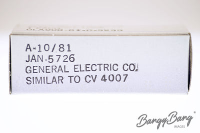Factory Sealed 200 pc Box General Electric JAN 5726 Premium Audio Tube - BangyBang Tubes