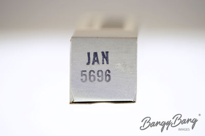 Factory Sealed 200 pc Box JAN 5696/EN92/CV3512 General Electric Miniature Xenon Tetrode Thyratron - BangyBang Tubes