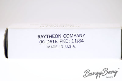 Factory Sealed 200 pc Box Raytheon JAN 5702WB  CK5702 / CK605CX / CV3895 Premium Tube - BangyBang Tubes