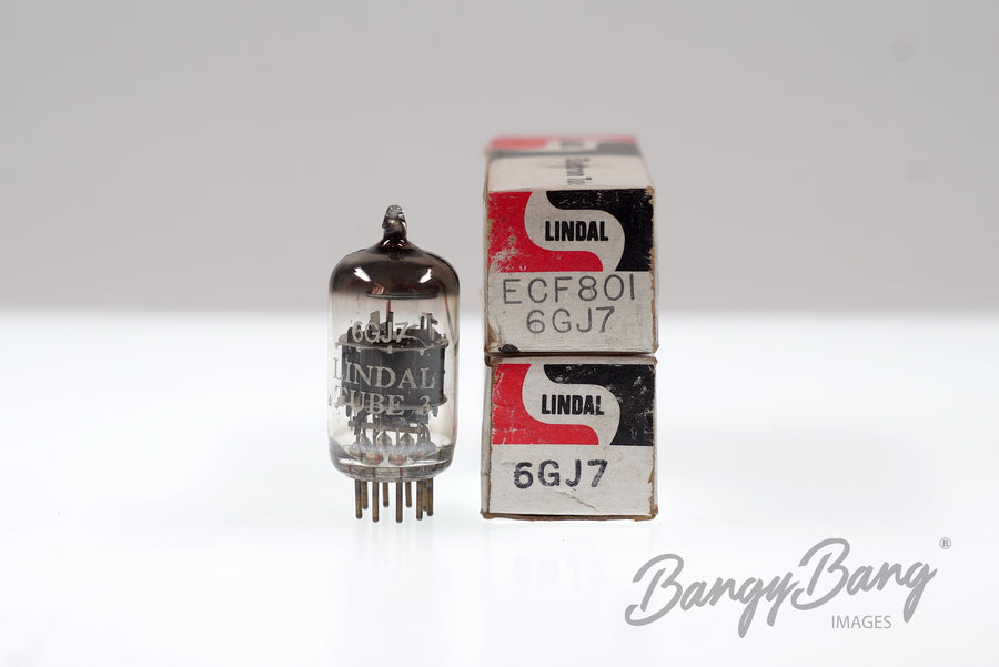2 Vintage Lindal 1AD2//1BY2 Duodecar Half Wave Rectifier Valve BangyBang Tubes
