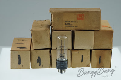 10 Vintage General Electric GL 4A21 Ballest Lamp Tube - BangyBang Tubes