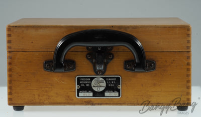 Vintage Precision Apparatus Model 858 Dual Sensitivity Tester - BangyBang Tubes