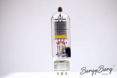 Vintage Collective 2B/120A Standard Telephone annd Cables Limited Rare Collectible Tube Great Britain - BangyBang Tubes