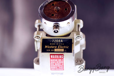 Vintage 7208A Magnetron Western Electric