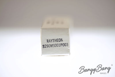 Factory Sealed 200 pc Box Raytheon S290MS001P003 / 5840 Premium Tube - BangyBang Tubes