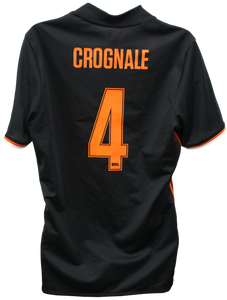 Authentic Game Worn Jersey - Crognale