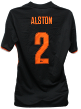 Authentic Game Worn Jersey - Alston