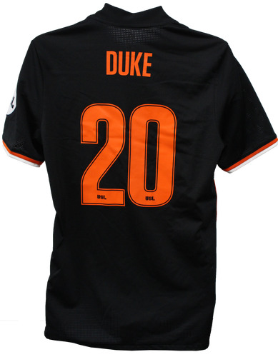 Authentic Game Worn Jersey - Duke