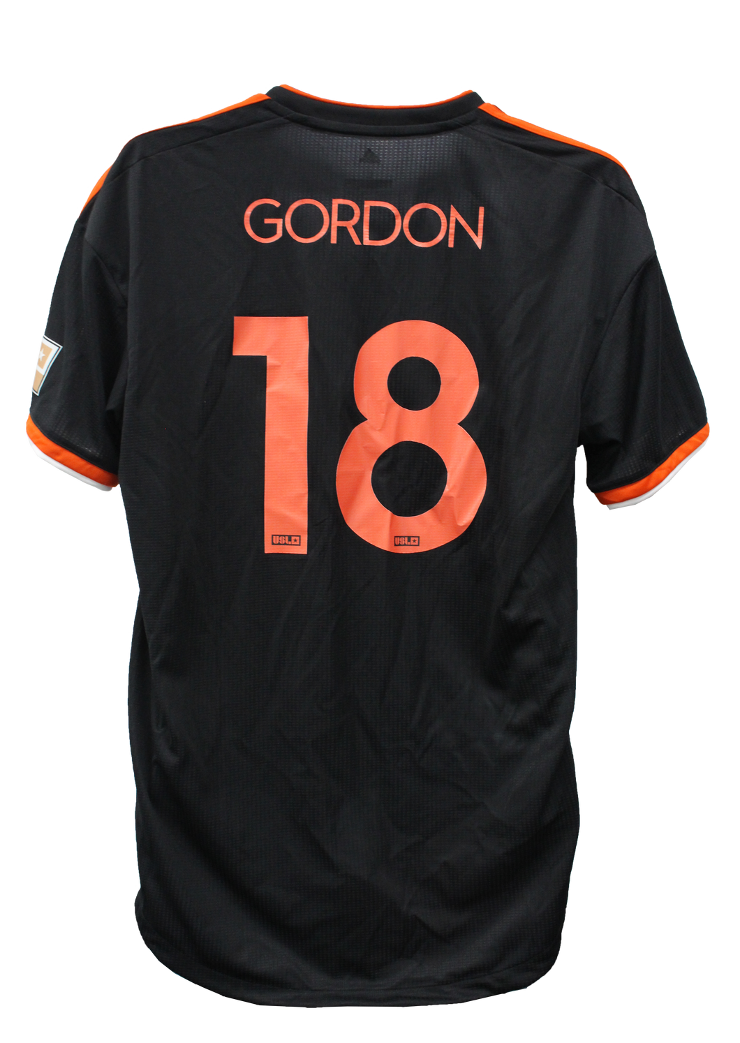 Authentic Game Worn Jersey - Gordon