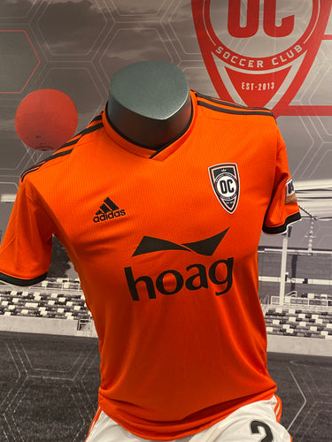 OCSC Authentic Alternate Home Jersey - Orange