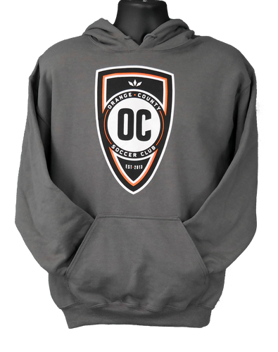 OCSC Logo Hooded Sweatshirt