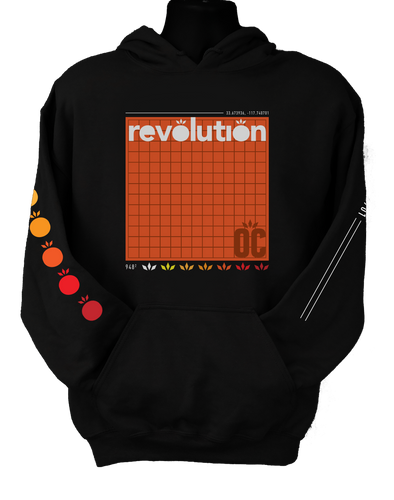 OC Lifestyle Revolution Hooded Sweatshirt