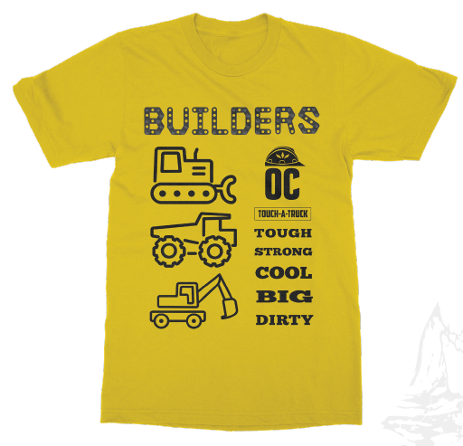Youth Builders Tee