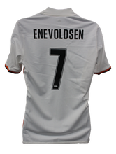 Authentic Game Worn Away Jersey - Enevoldsen