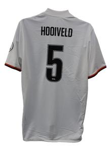 Authentic Game Worn Away Jersey - Hooiveld