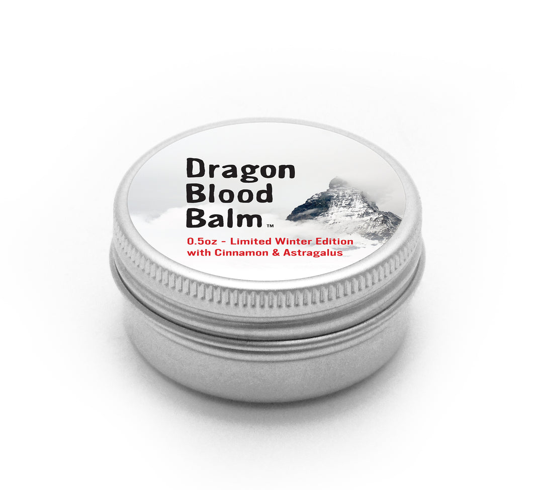 Dragon Blood Balm - Limited Winter Edition