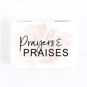 Prayers and Praises Prayer Box