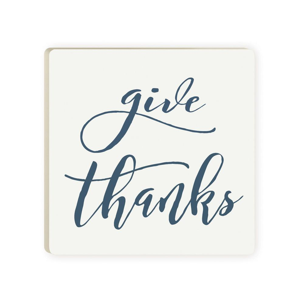 Give Thanks Coaster - HYGGE