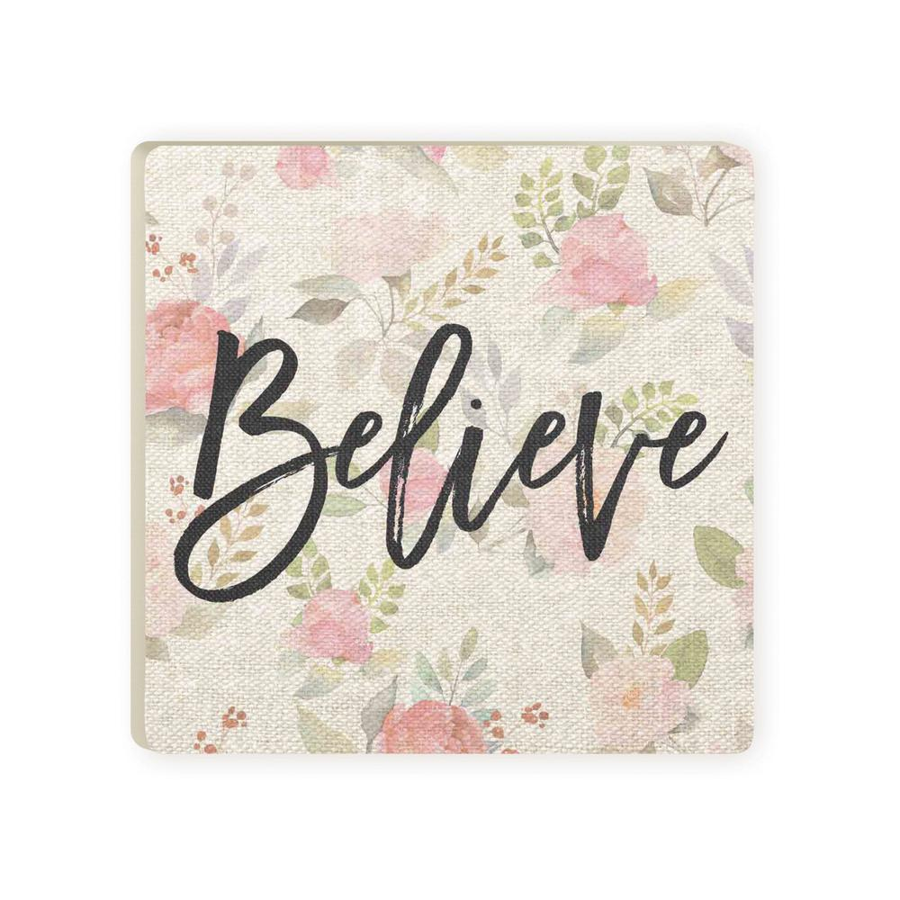 Believe Coaster - HYGGE