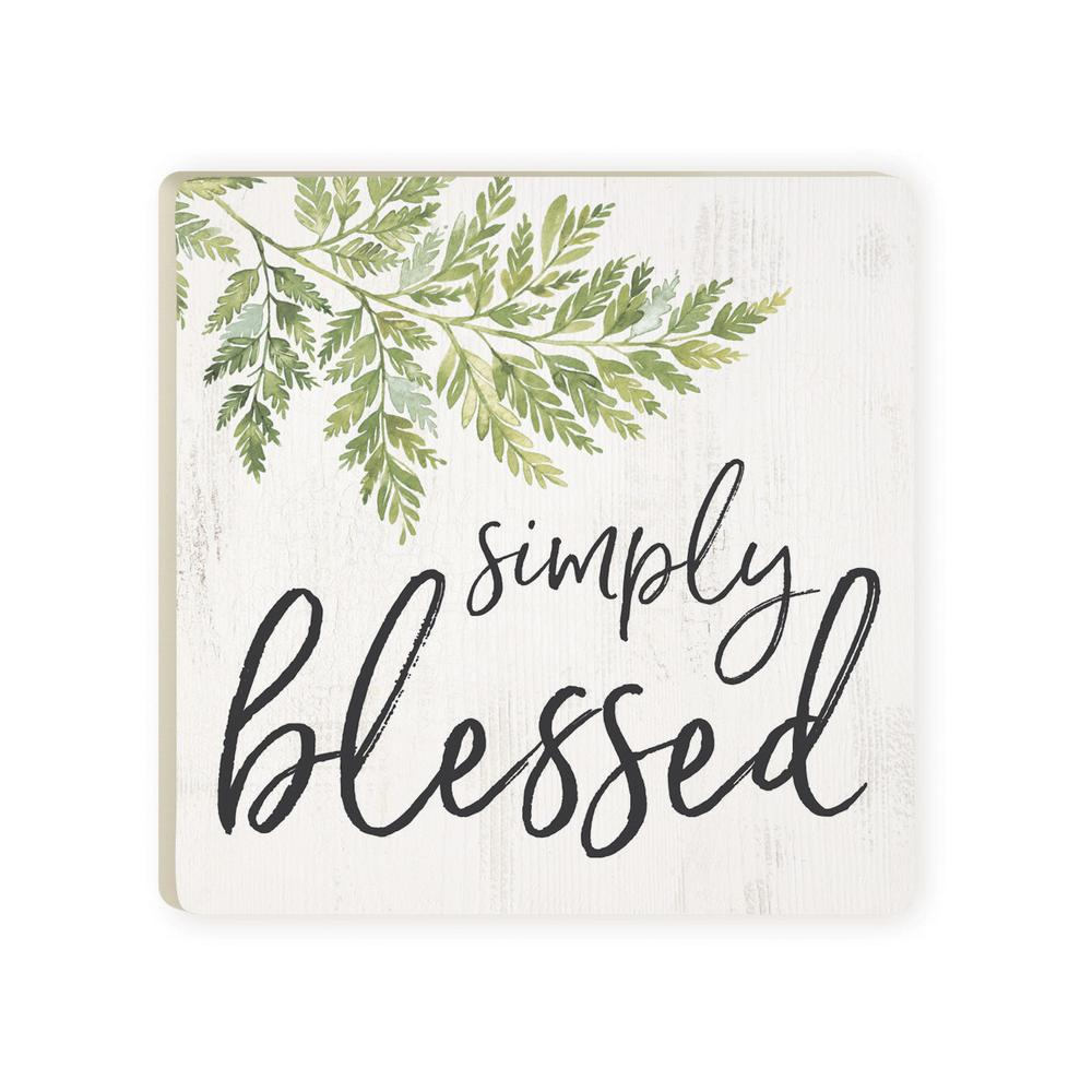 Simply Blessed Coaster - HYGGE