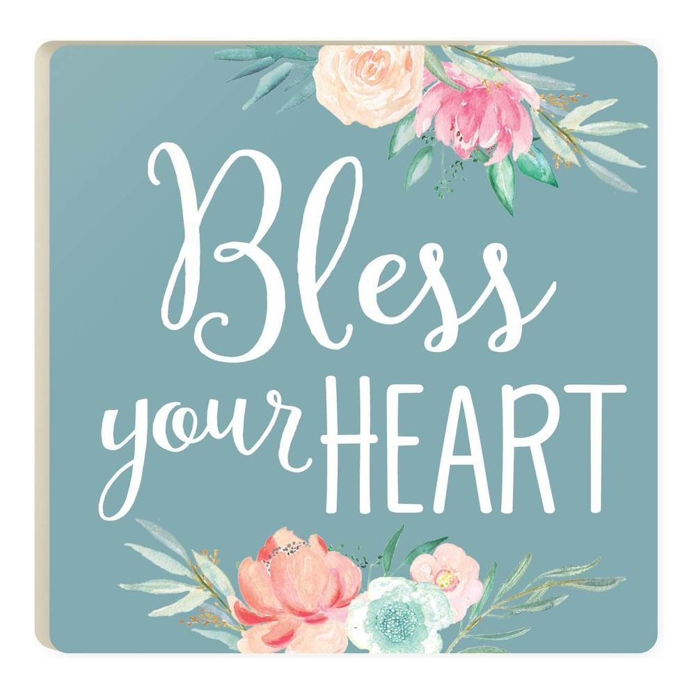 Bless Your Heart Coaster - HYGGE