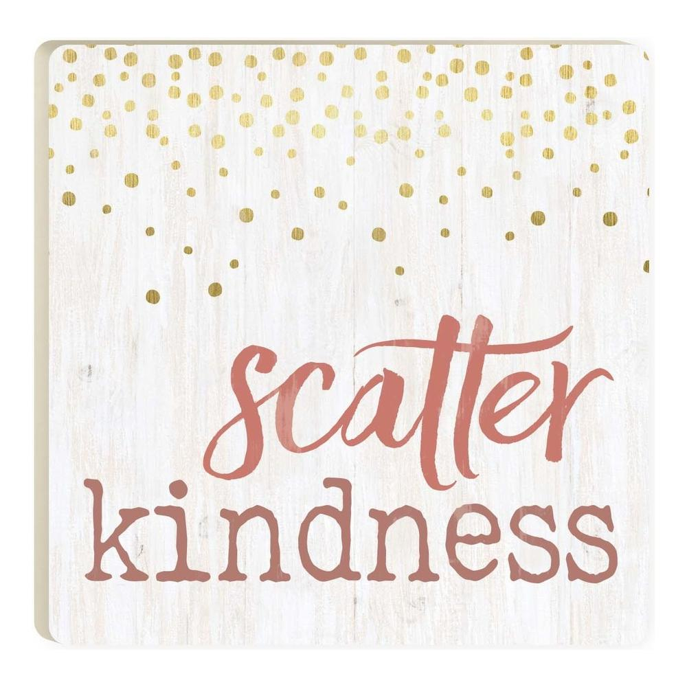 Scatter Kindness Coaster - HYGGE