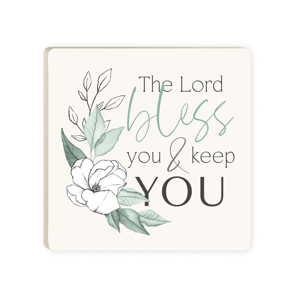 The Lord Bless You and Keep You Coaster