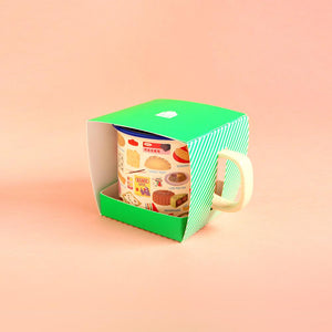 Ceramic Mug - Kueh& Snacks - HYGGE