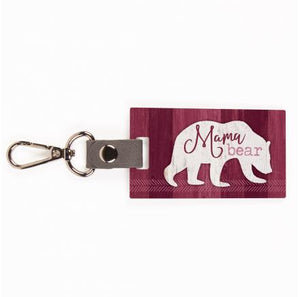 Mama Bear Key Chain - HYGGE