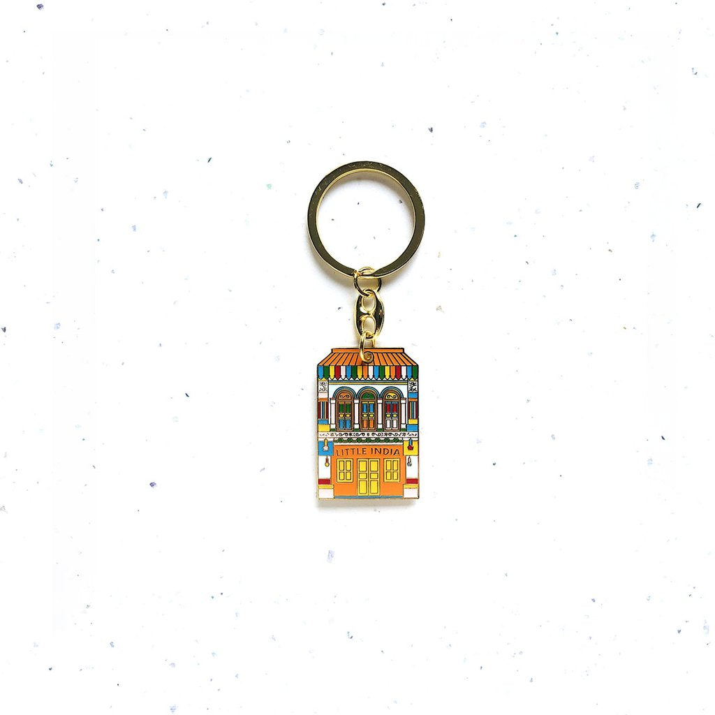 Key Chain - Little India - HYGGE