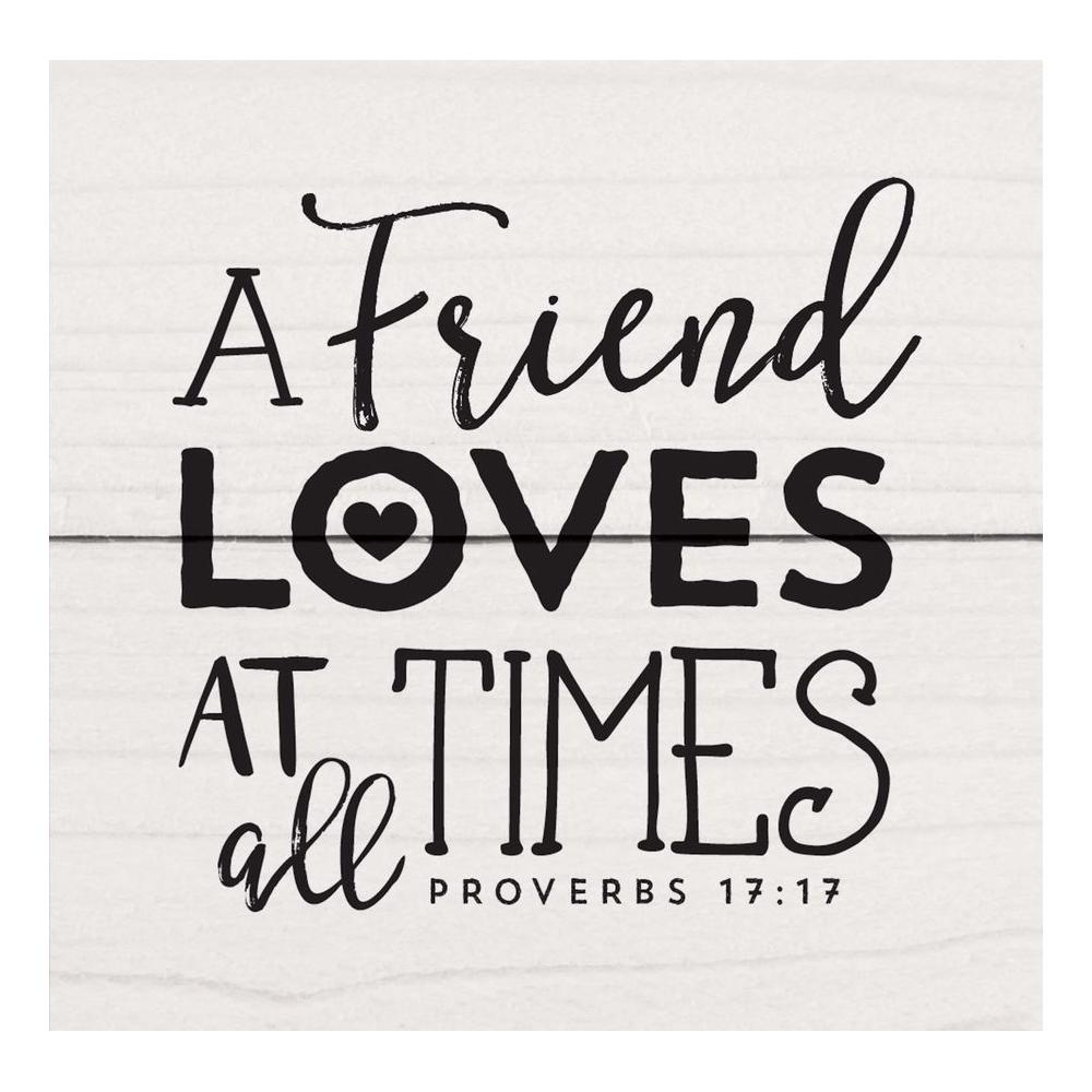A Friend Loves At All Times Magnet - HYGGE