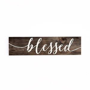 Blessed Little Sign - HYGGE