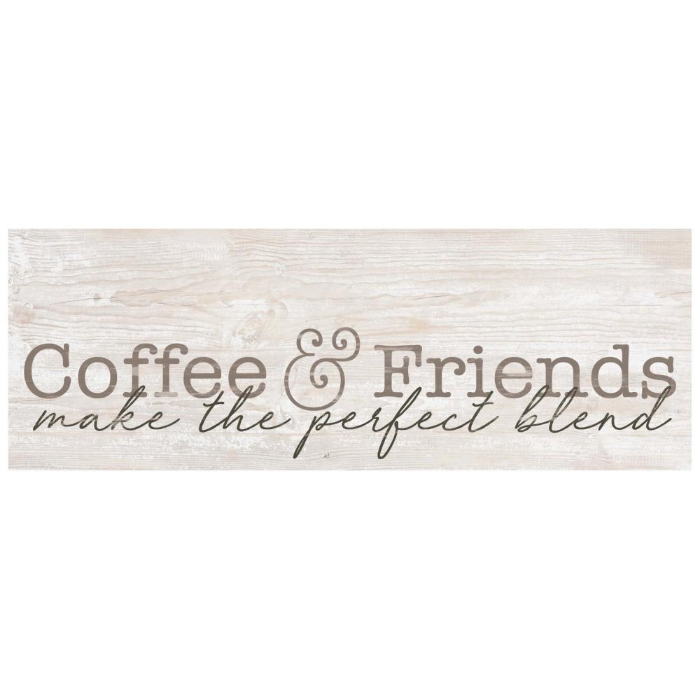 Coffee And Friends Make The Perfect Blend Stick - HYGGE