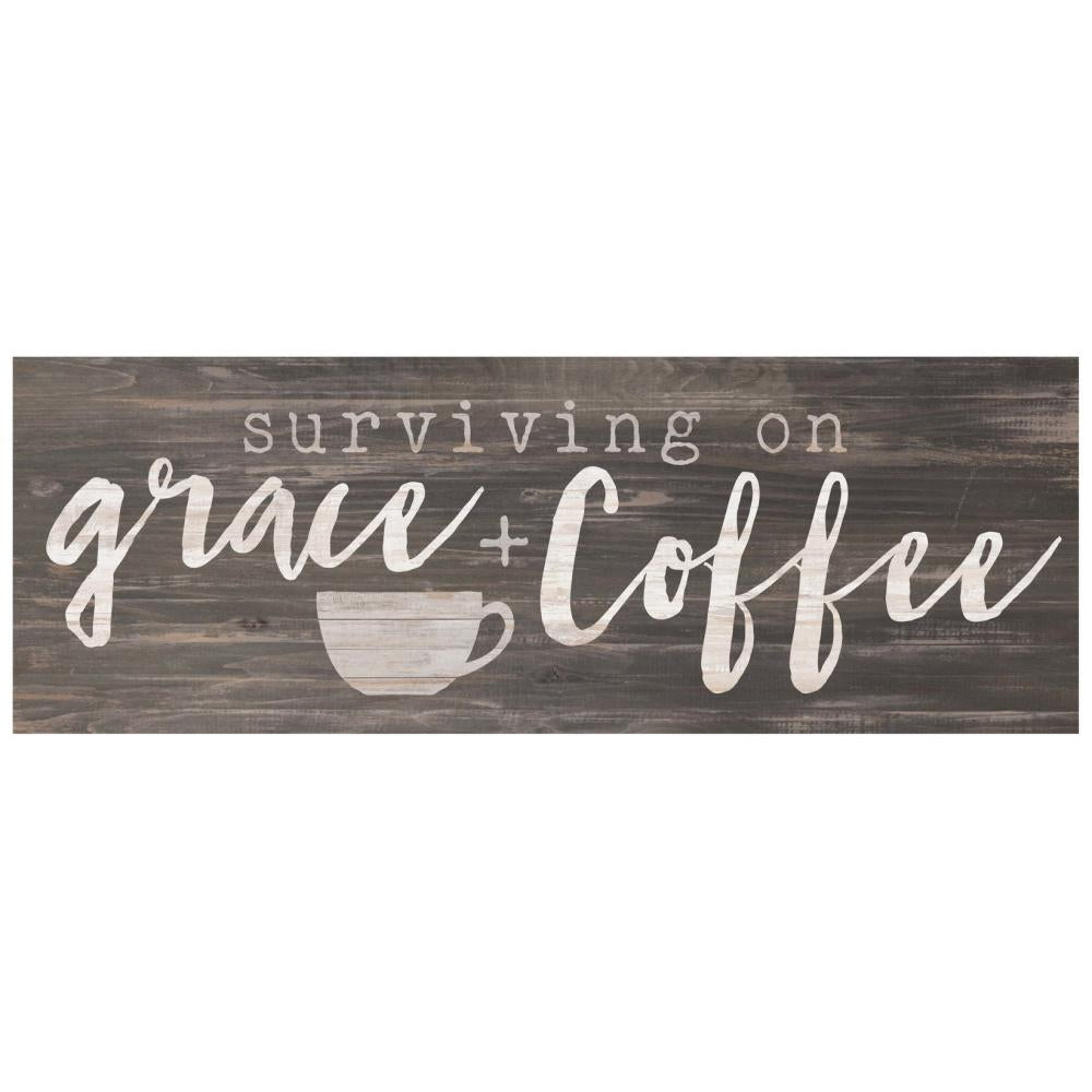 Surviving On Grace and Coffee Stick - HYGGE