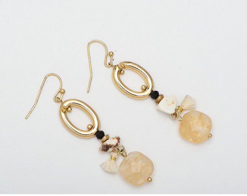 Teagan Earrings - HYGGE