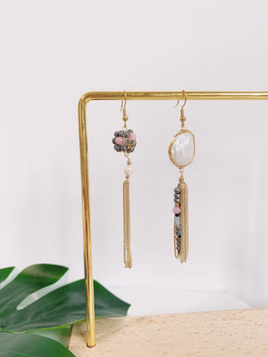 Darlene Mismatched Earrings - HYGGE