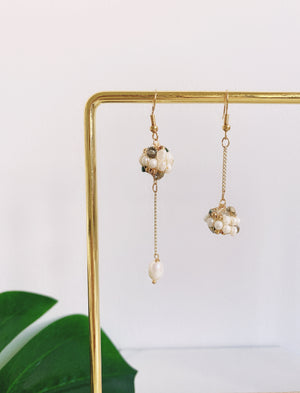 Verna Mismatched Earrings - HYGGE