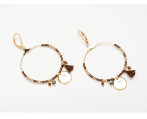 Samara Earrings - HYGGE
