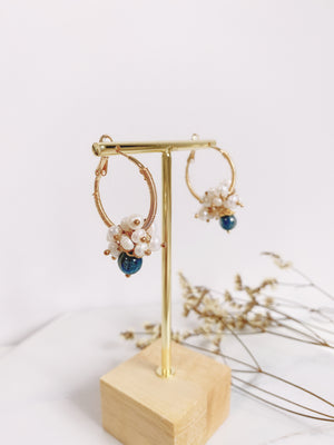 Mira Hoop Earrings - HYGGE