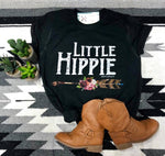 Little Hippie Toddler / Youth Tee