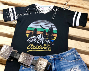 The Great Outdoors Retro Shirt