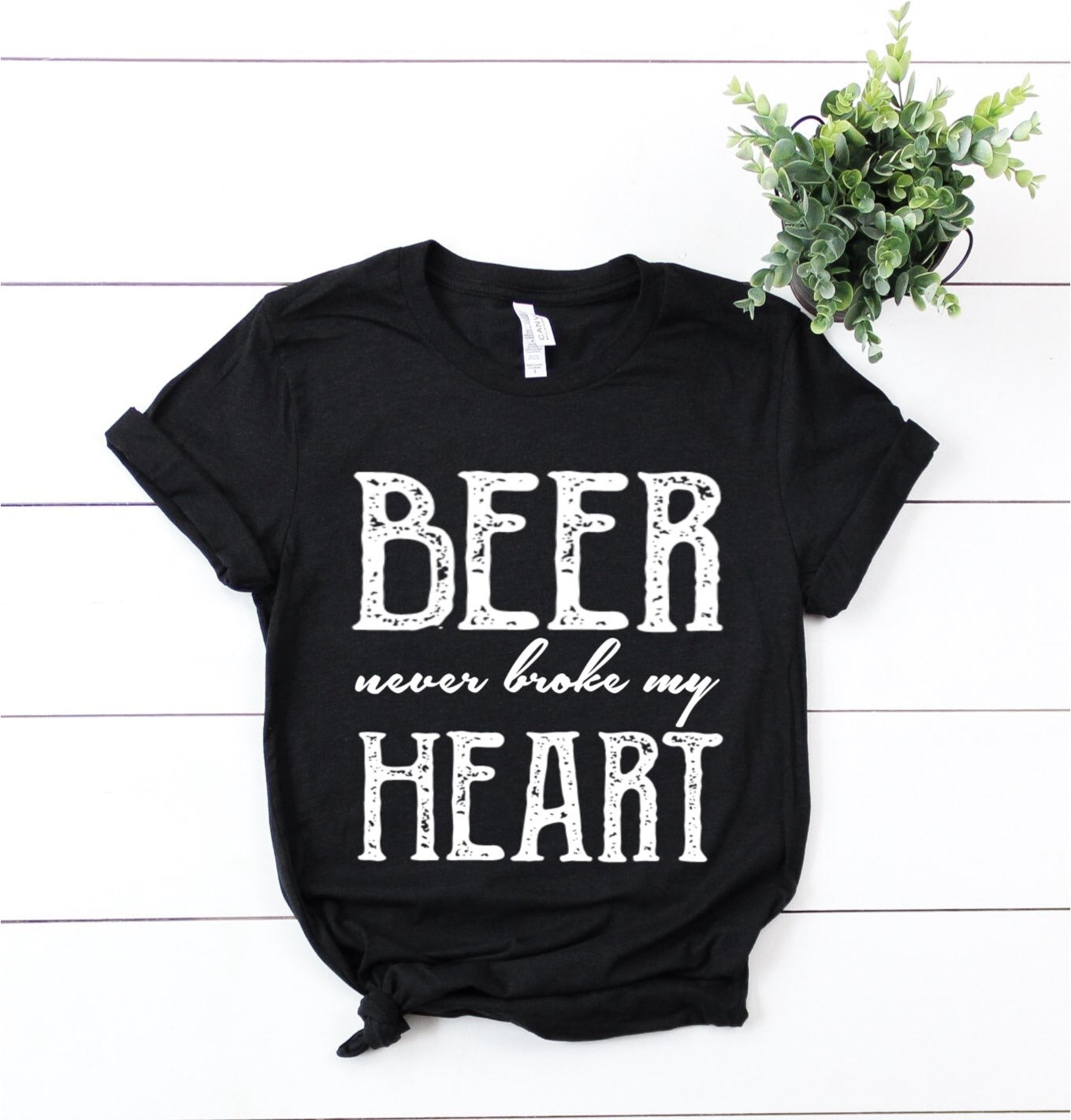Beer never broke my Heart