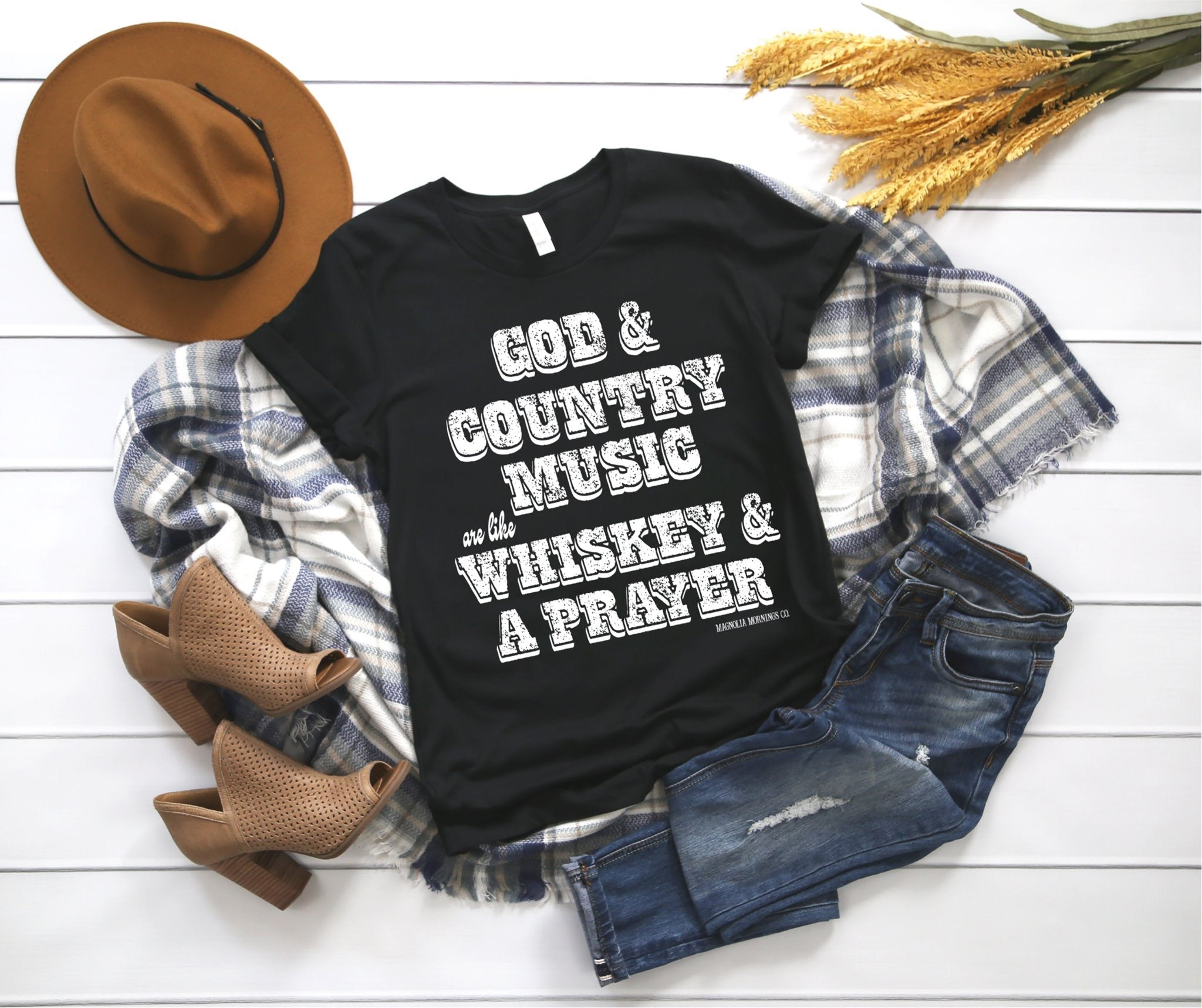 God & Country Music